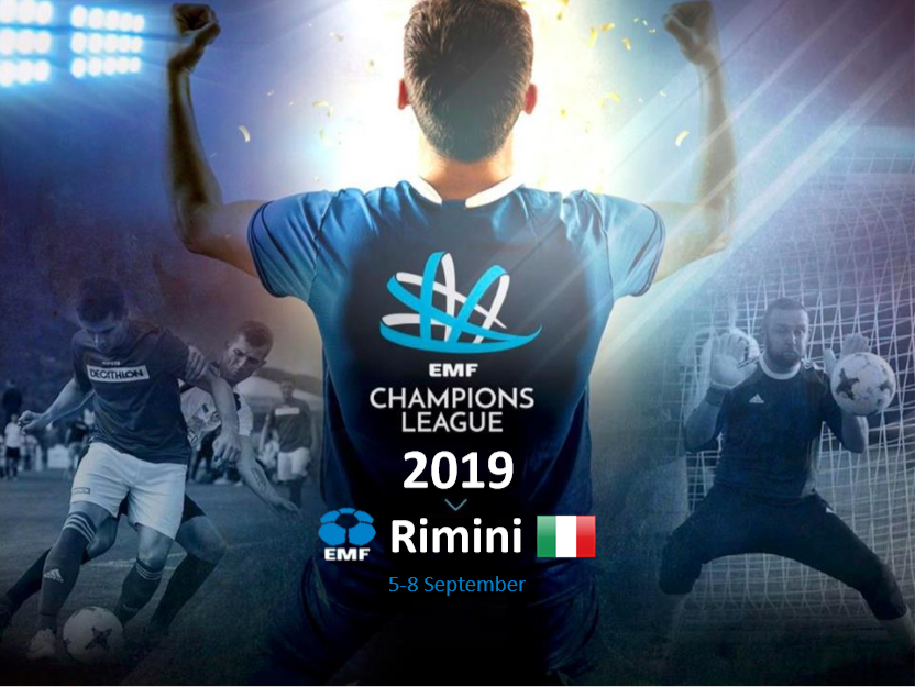 EMF CHAMPIONS LEAGUE 2019