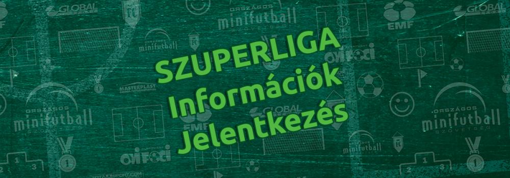 MINIFUTBALL SZUPERLIGA 2018