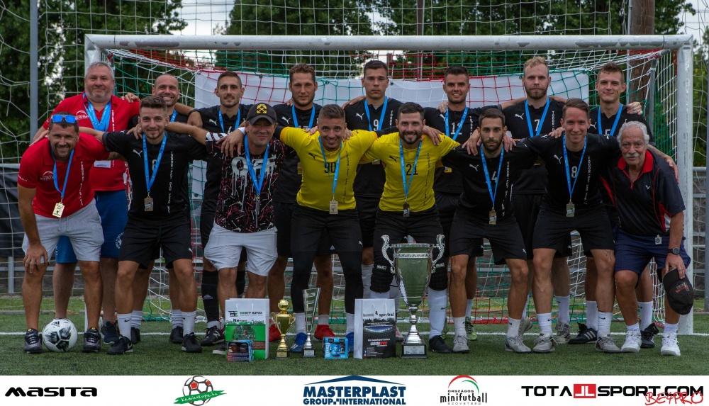Országos Mini-Futball Bajnokság - DÖNTŐ