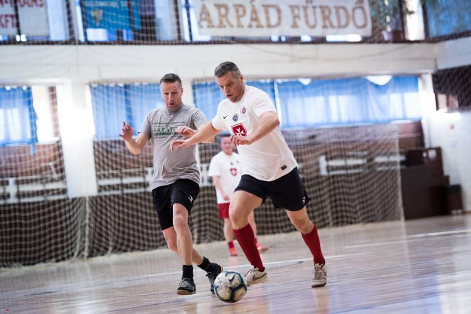 XIX. Fehérvári Futballfesztivál Nemzetközi Kispályás Labdarúgó Torna