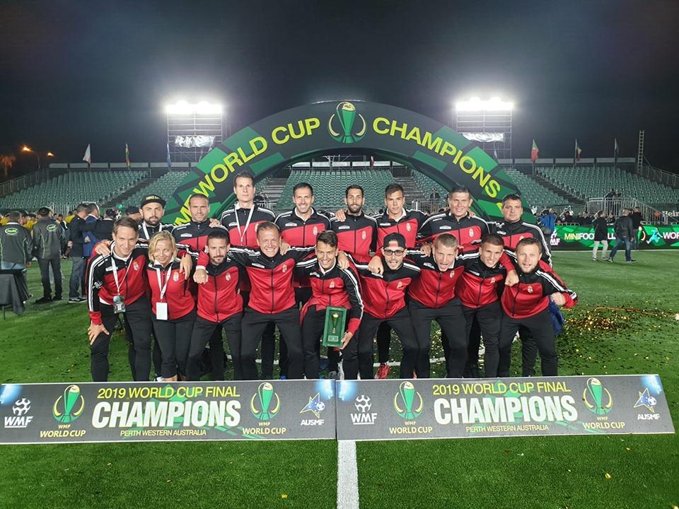 WMF WORLD CUP 2019