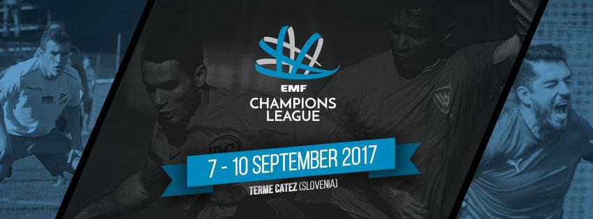 EMF CHAMPIONS LEAGUE 2017