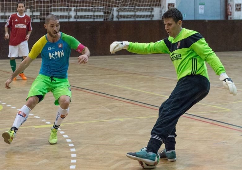 Magyar siker a nemzetközi kispályás focitornán a VOK-ban