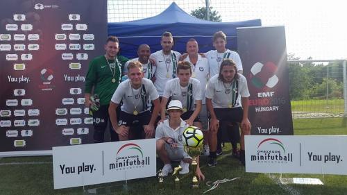 Országos Minifutball Liga