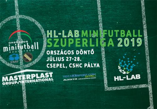 HL-LAB Minifutball Szuperliga 2019