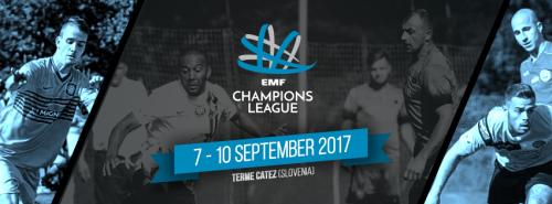 EMF Bajnokok Ligája 2017