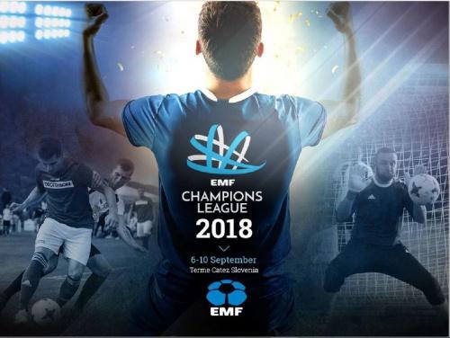 EMF Bajnokok Ligája 2018