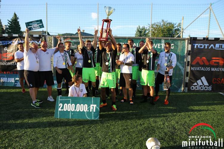 Országos Minifutball Szuperliga - DÖNTŐ