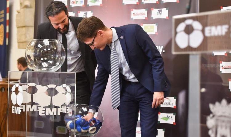 Kisorsolták a székesfehérvári kispályás labdarúgó Eb csoportjait